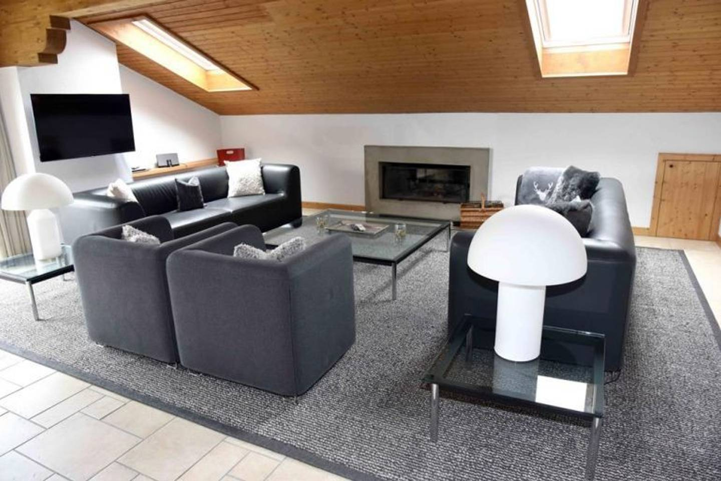 Spacious & cozy Penthouse in verbier photo 28512552