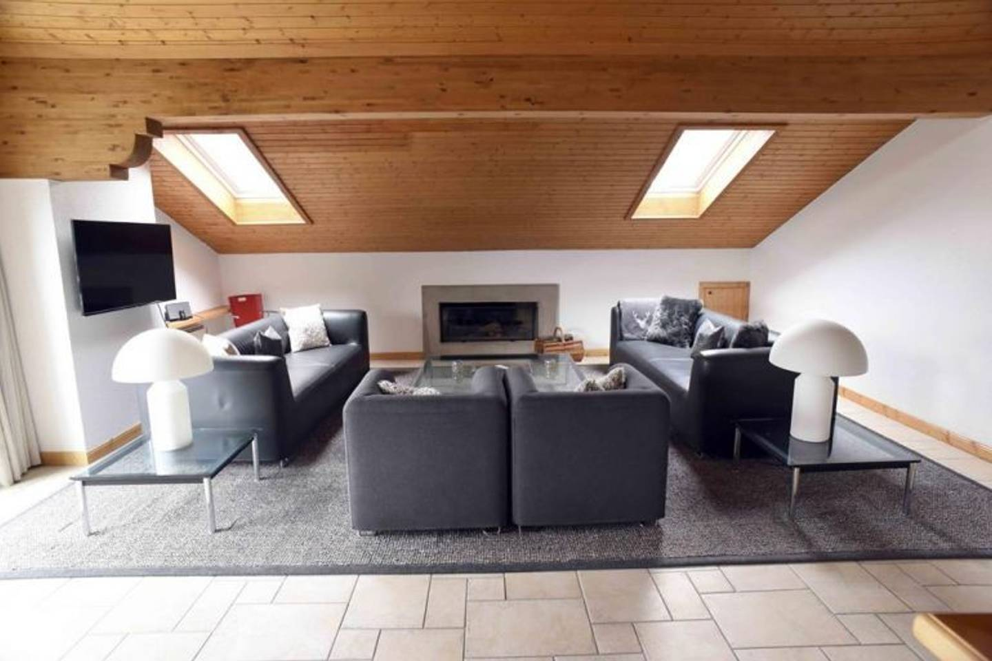 Spacious & cozy Penthouse in verbier photo 28502146