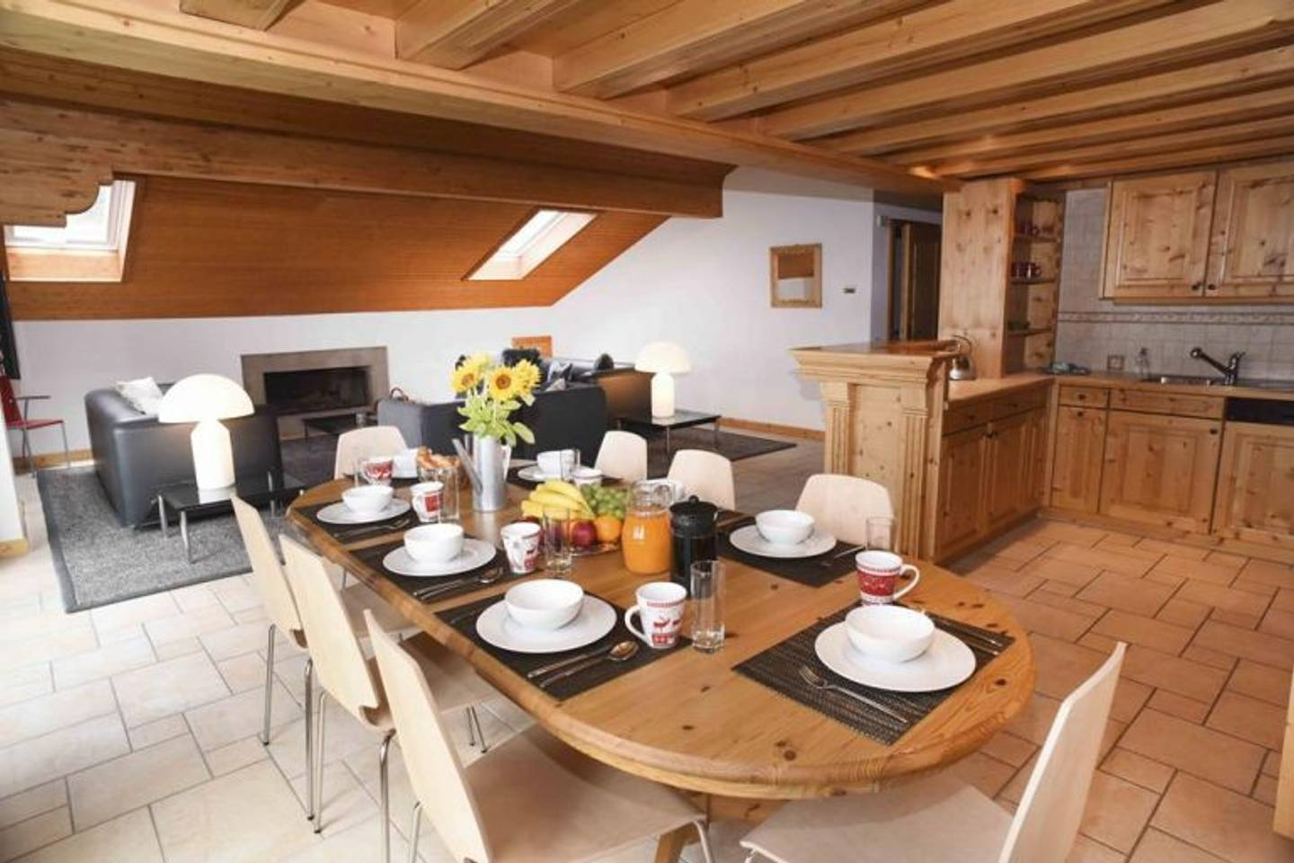 Spacious & cozy Penthouse in verbier photo 28502144