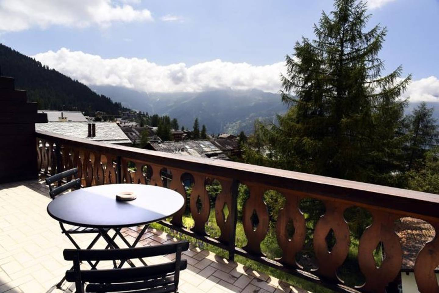 Apartment Spacious   cozy Penthouse in verbier photo 28502155
