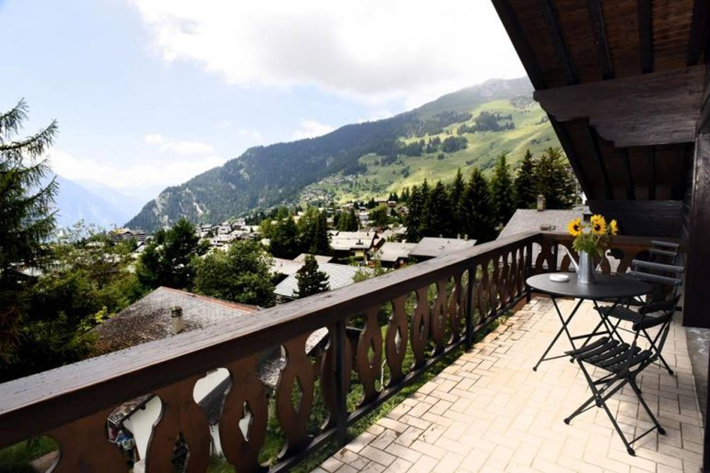 Apartment Spacious   cozy Penthouse in verbier photo 28502142