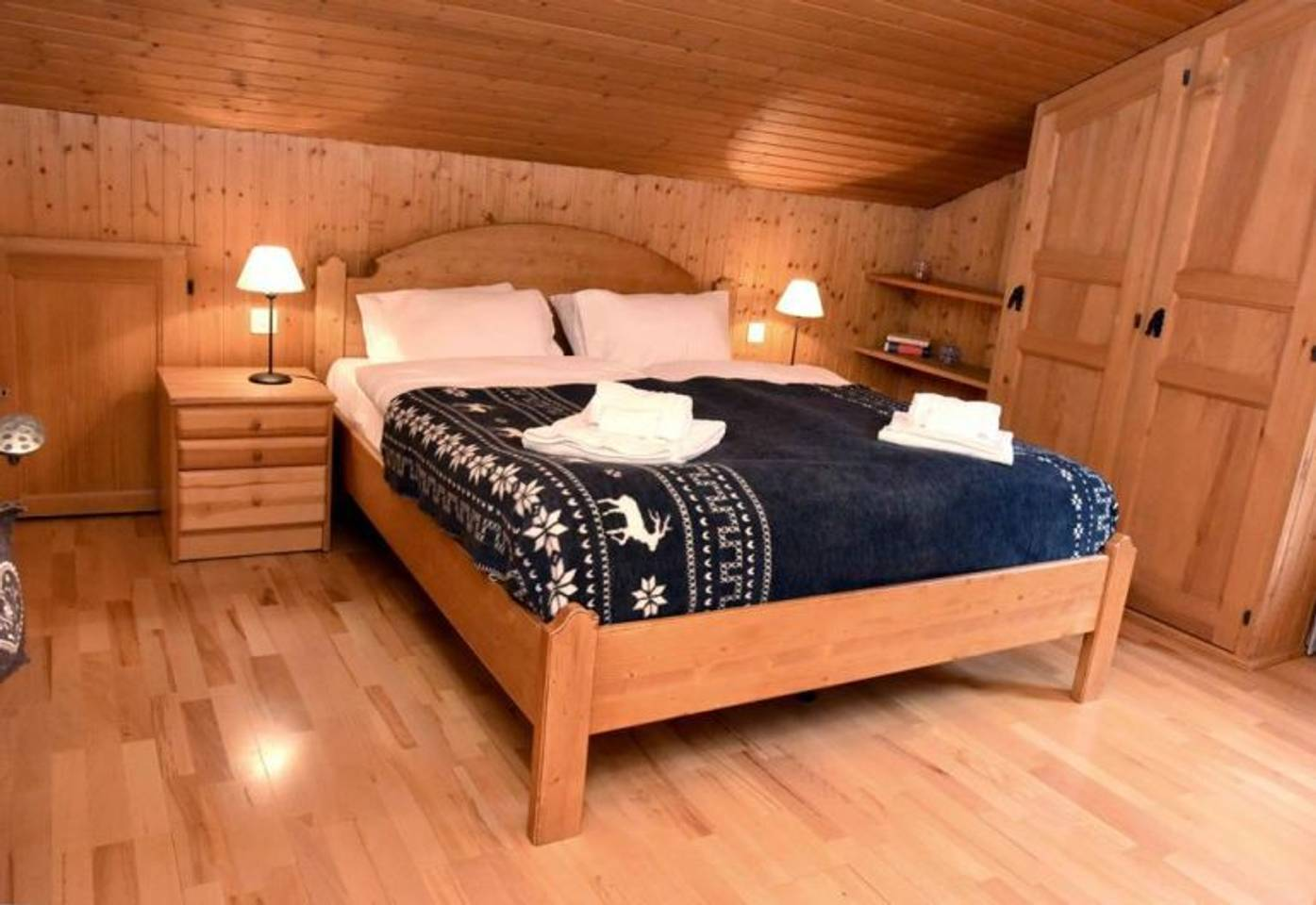 Apartment Spacious   cozy Penthouse in verbier photo 28512556