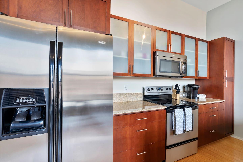 Apartment Gorgeous WashAve Loft Walkable  photo 17028506