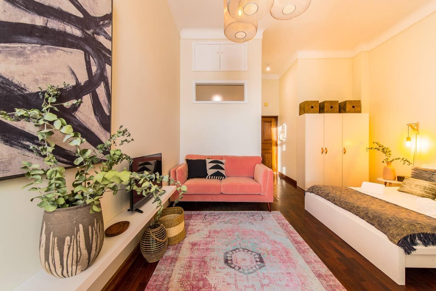 Apartment DA Home - Cedofeita Art Studio photo 17013399