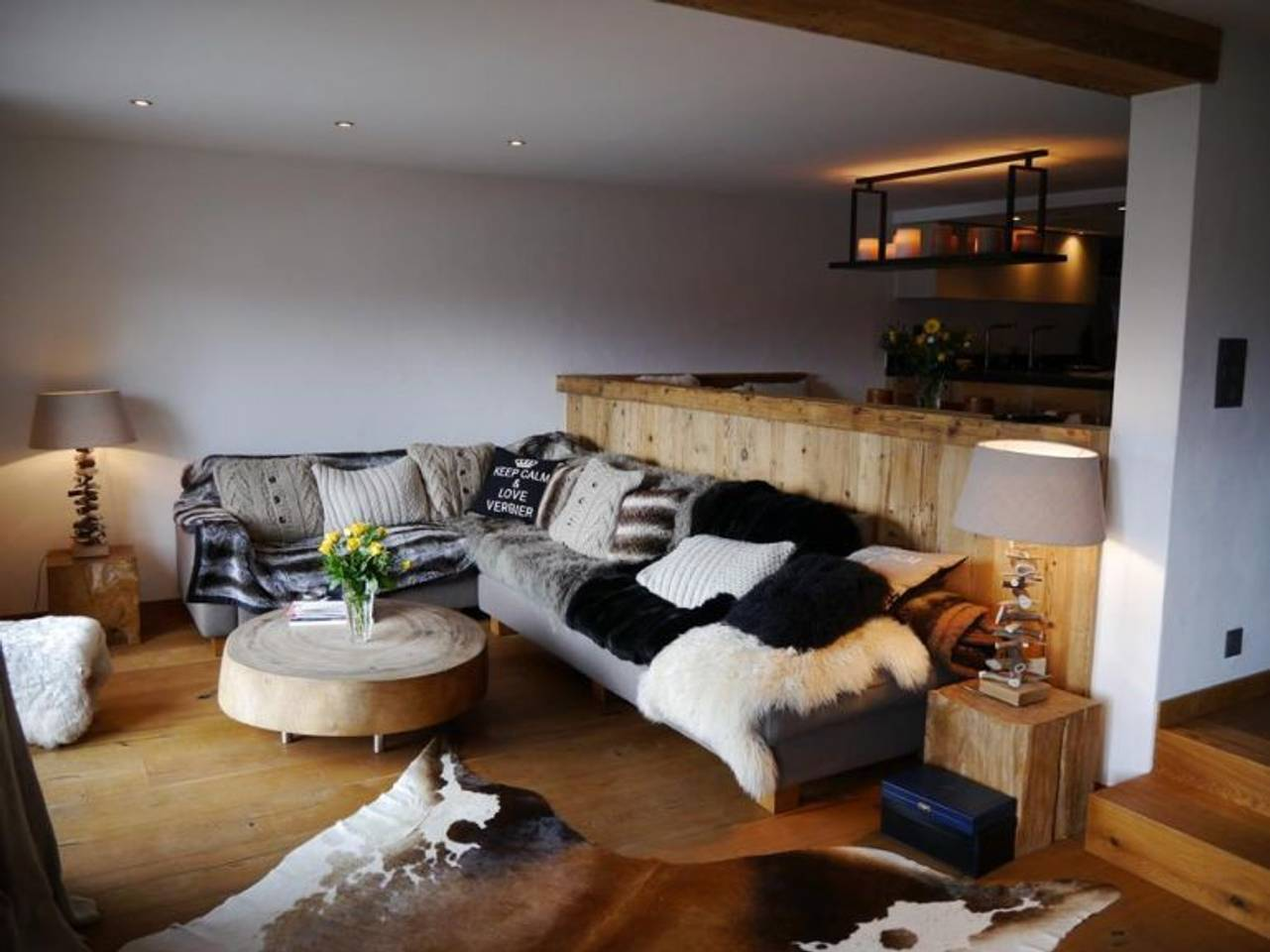 Apartment Charming and Spacious penthouse photo 28512557