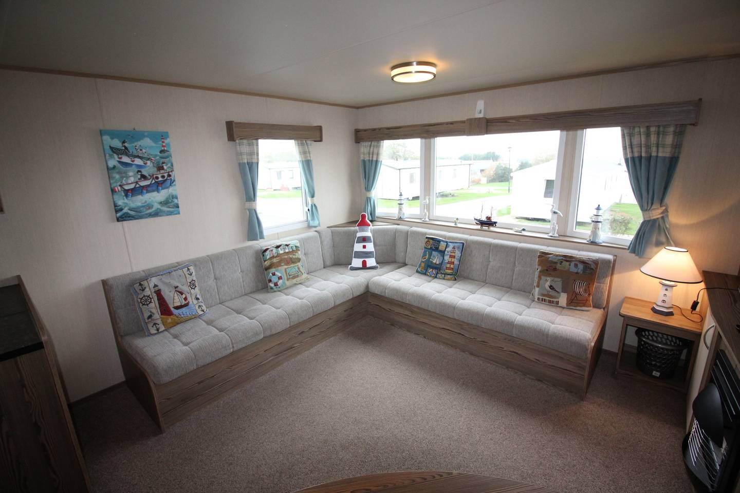 Lovely 3 Bed Caravan, Reighton Sands, Filey photo 28648173