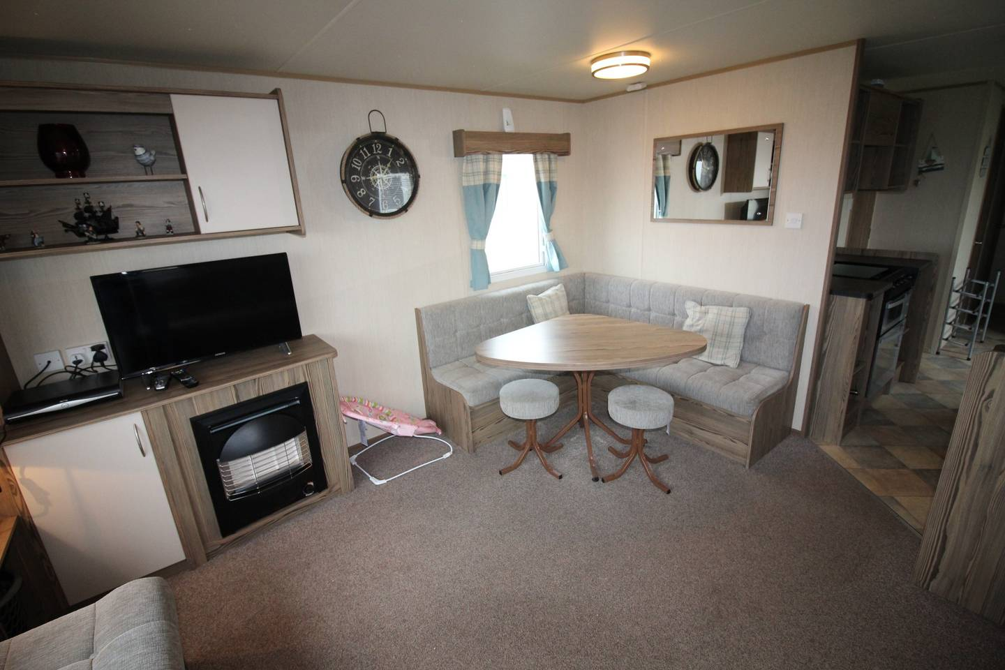 Lovely 3 Bed Caravan, Reighton Sands, Filey photo 28648174