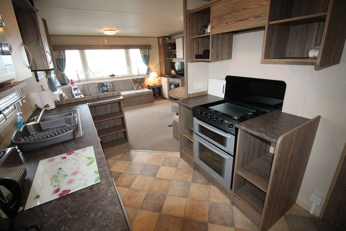 Apartment Lovely 3 Bed Caravan  Reighton Sands  Filey photo 28648181