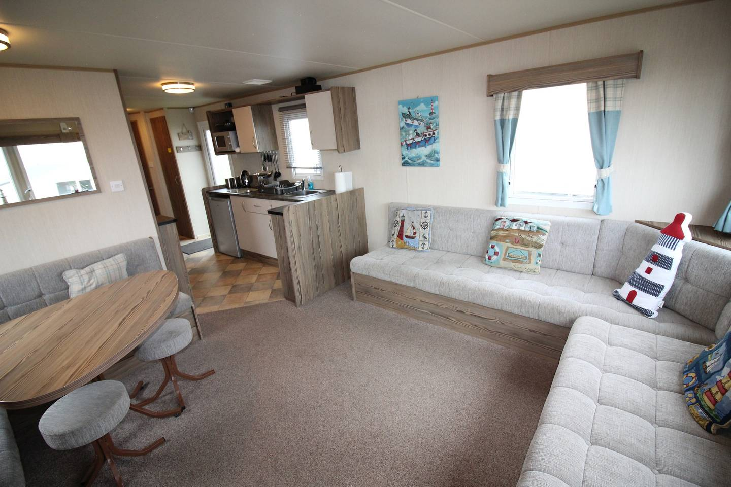 Apartment Lovely 3 Bed Caravan  Reighton Sands  Filey photo 28648182