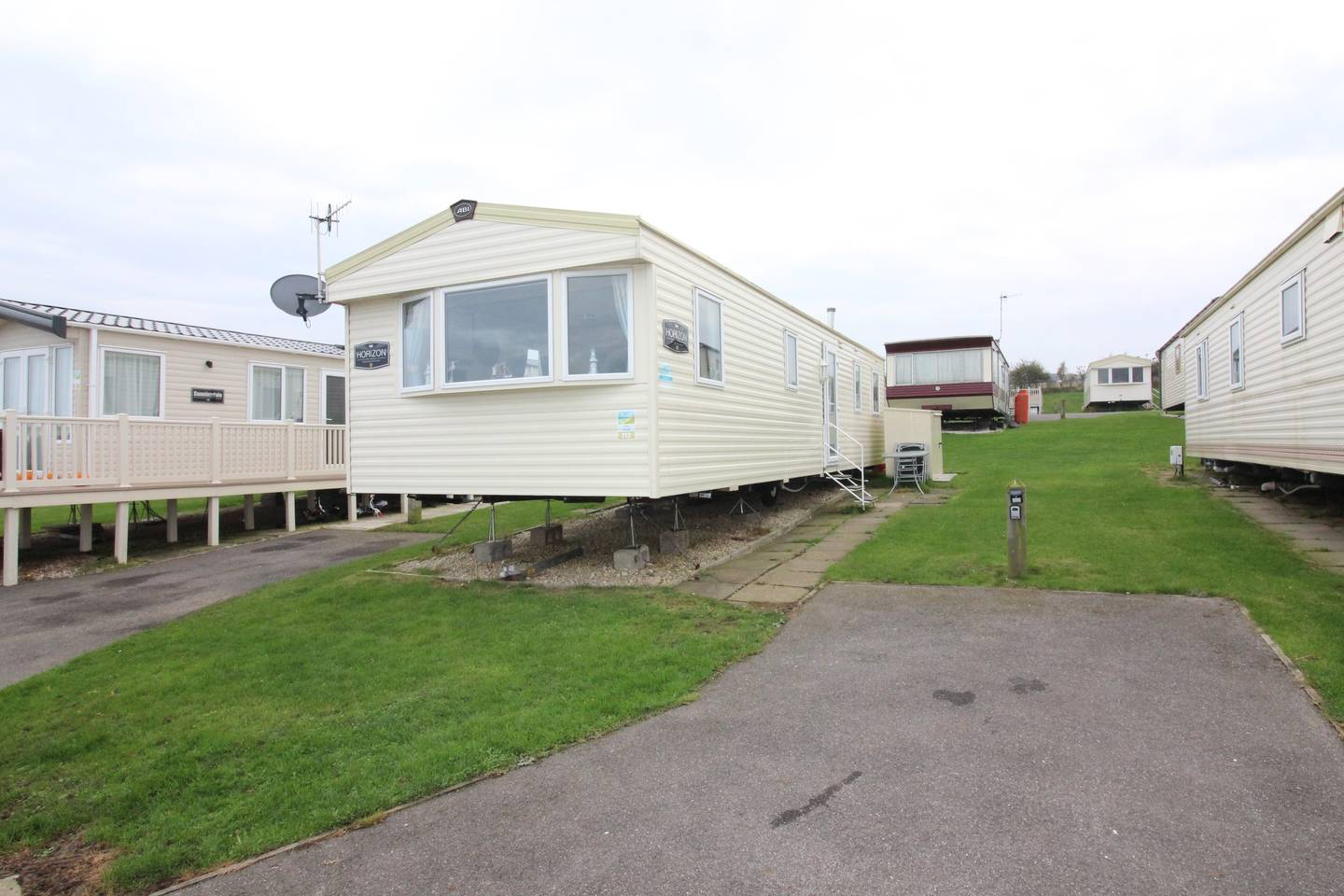 Apartment Lovely 3 Bed Caravan  Reighton Sands  Filey photo 19242554