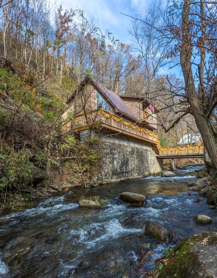 Apartment On Roaring Fork Walk 2 DwTn Gatlinburg Hot Tub photo 18460203