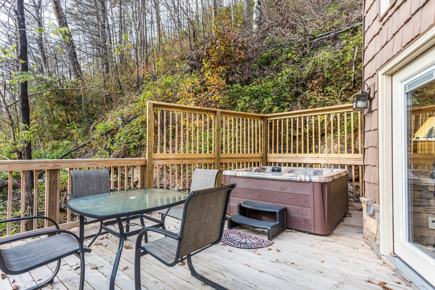 Apartment On Roaring Fork Walk 2 DwTn Gatlinburg Hot Tub photo 18644674