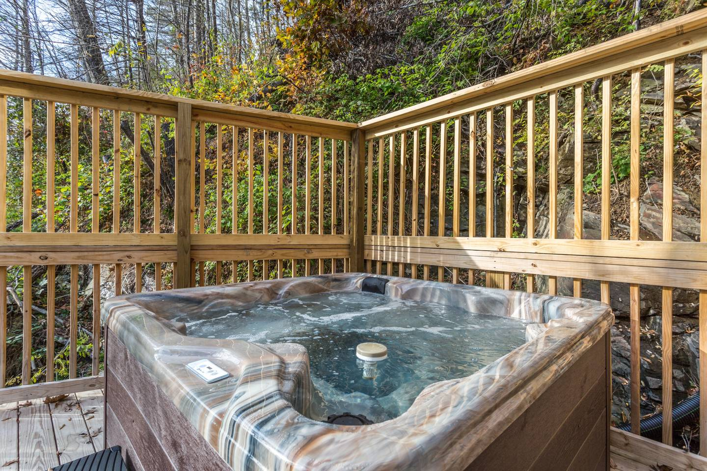 Apartment On Roaring Fork Walk 2 DwTn Gatlinburg Hot Tub photo 18541252