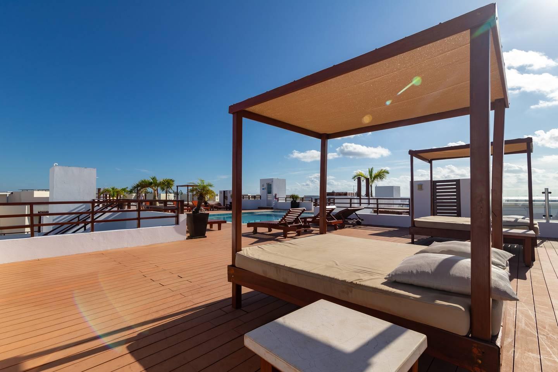 Gorgeous Ocean View Condo: Pretty Private terrace photo 5756735