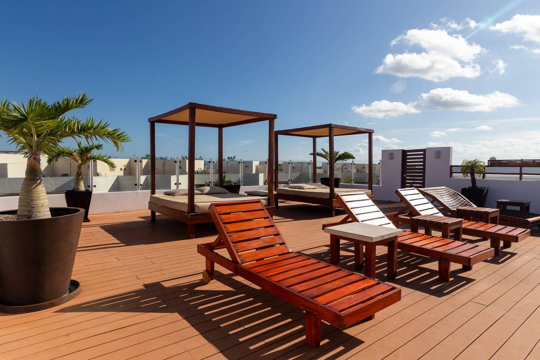 Gorgeous Ocean View Condo: Pretty Private terrace photo 5756733