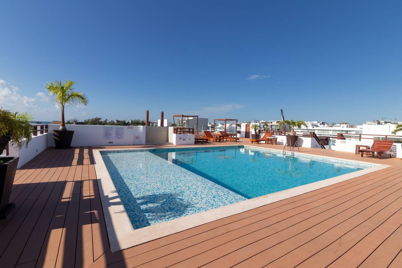 Gorgeous Ocean View Condo: Pretty Private terrace photo 5705330
