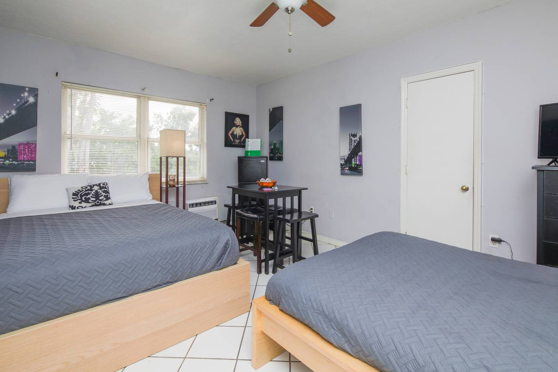 Cozy Apartment MIAMI BEACH, 2min walk to the Beach photo 16012802