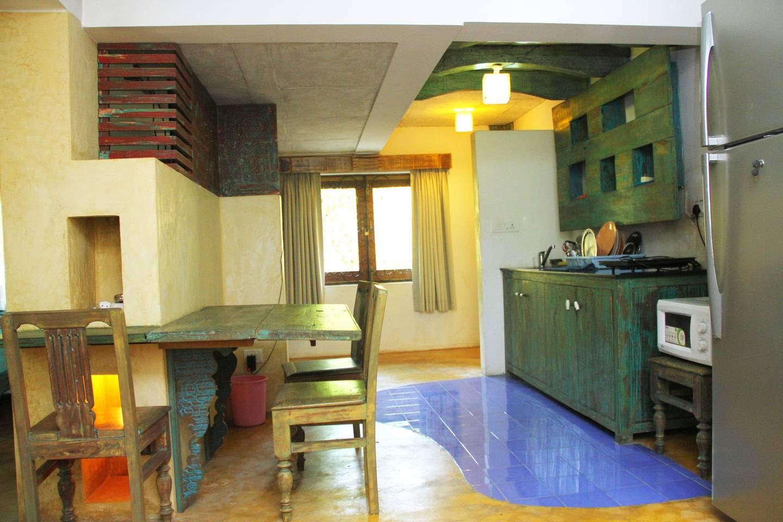 Cozy Studio Apt w kitchen by poolside - Vagator photo 6734125