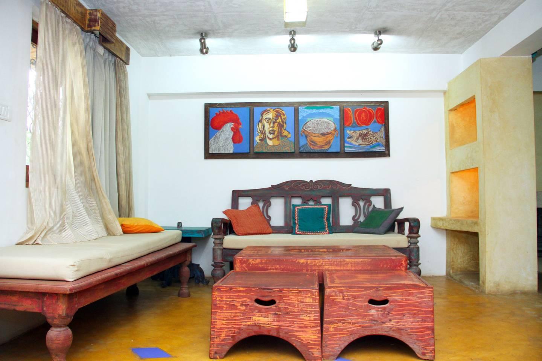 Apartment Cozy Studio Apt w kitchen by poolside - Vagator photo 28647858