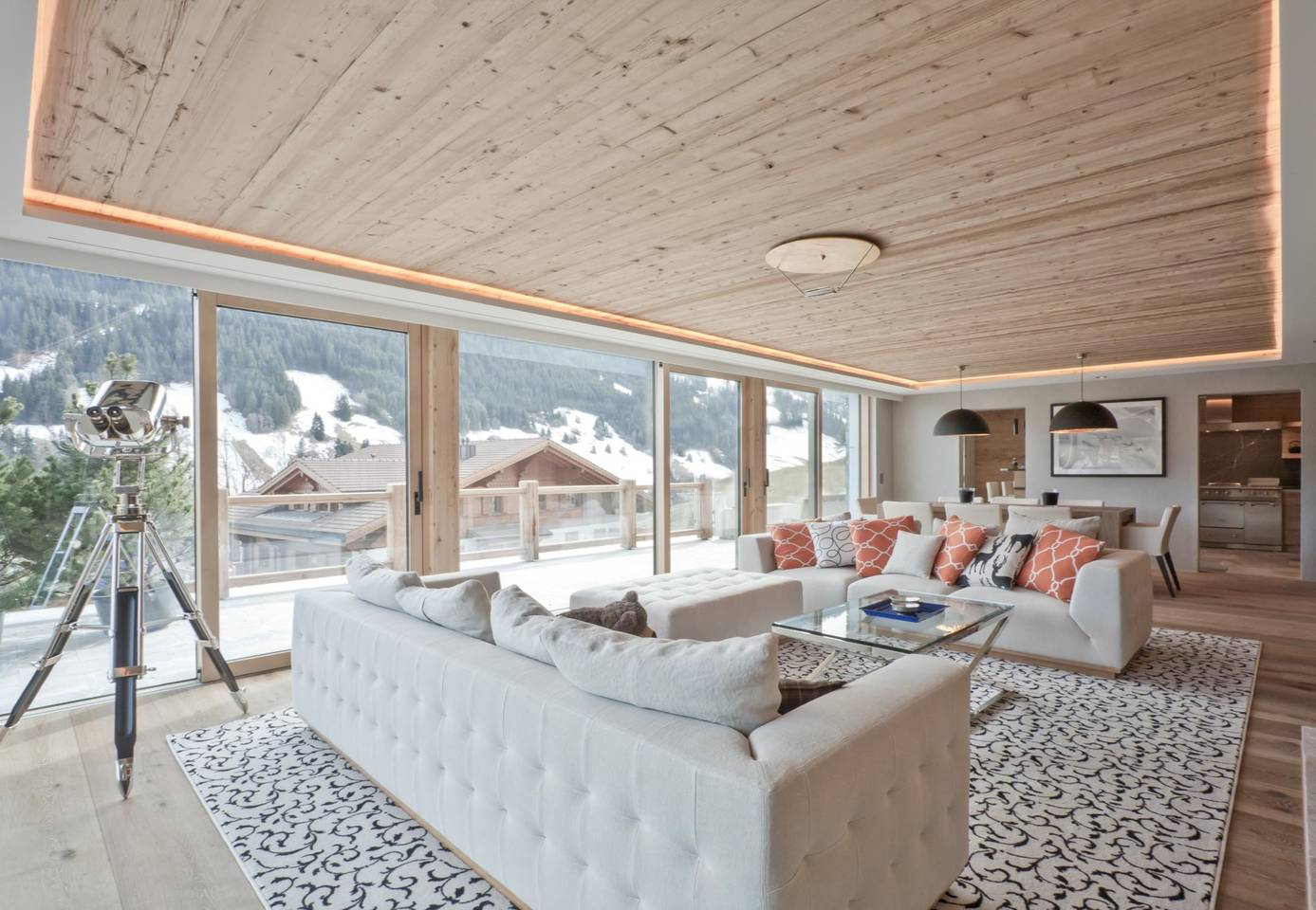 Apartment Super Luxury Serviced Apartment next to Gstaad photo 25938916