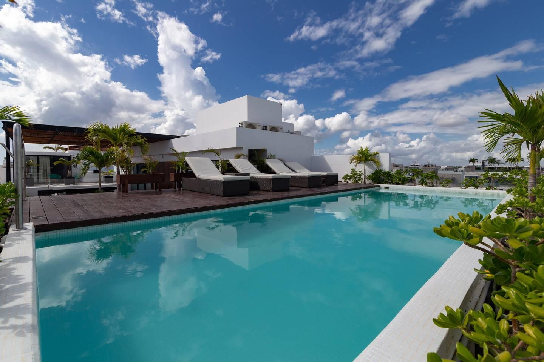 Elegant condo/ Ocean view rooftop terrace photo 5756758
