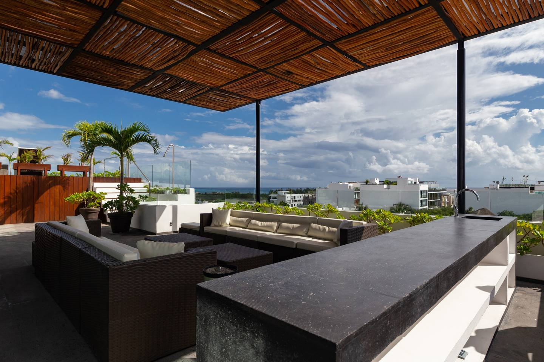 Elegant condo/ Ocean view rooftop terrace photo 5756772