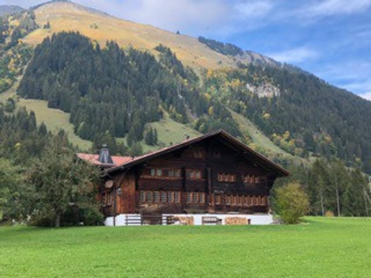 Apartment Fantastic Cozy Chalet Right next to Famous Gstaad photo 25602893
