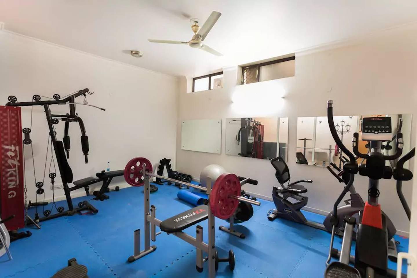 Studio Apartment w kitchen @ Central Gurugram photo 19371623