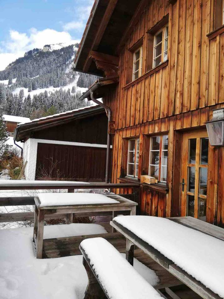 Apartment Fantastic Cozy Chalet Right next to Famous Gstaad photo 25602889