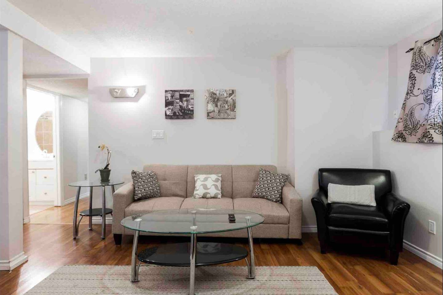 Apartment 2 BEDROOM BASEMENT SUITE  WALK TO WEST ED   MORE  photo 18461181