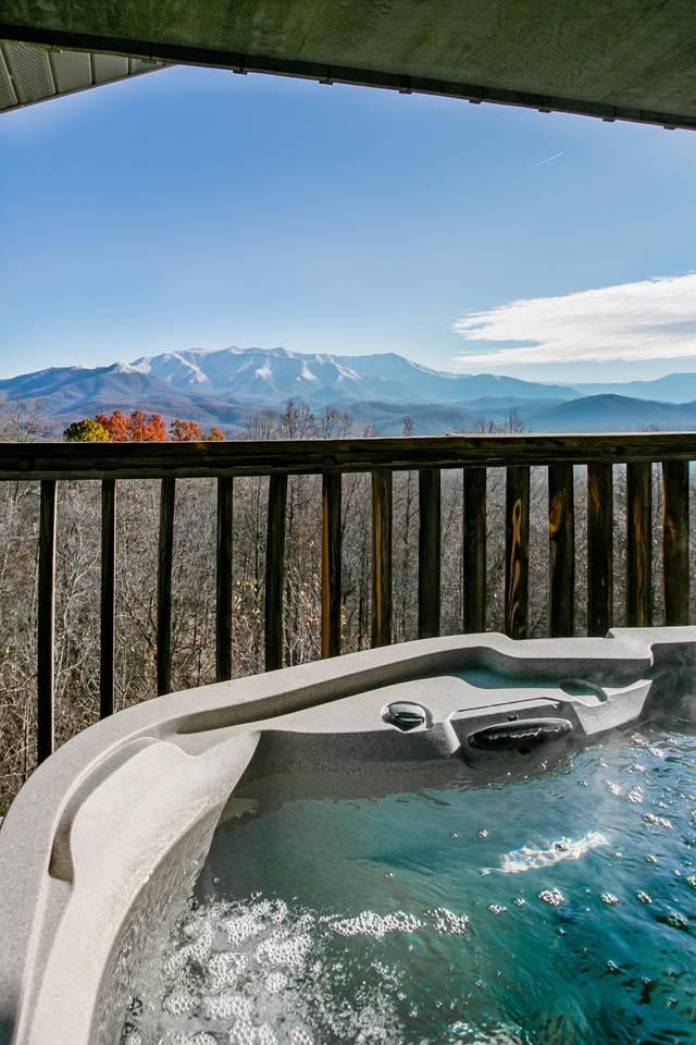 Apartment Admire Stunning Mountain Views at a Calm  Cozy Cabin photo 18644322