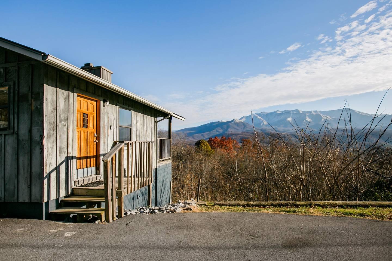 Apartment Admire Stunning Mountain Views at a Calm  Cozy Cabin photo 18561973