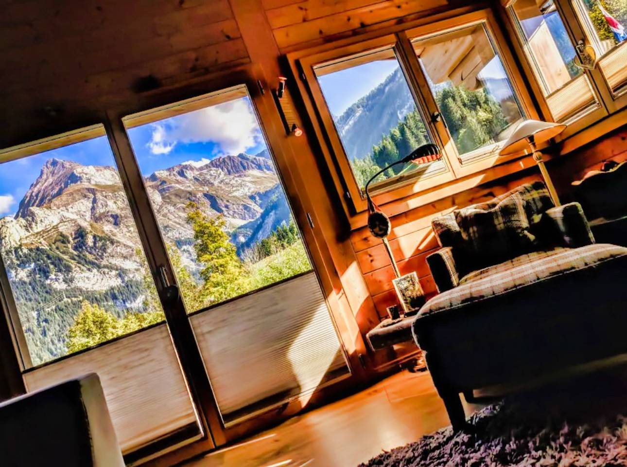 Apartment Cozy Scenic Family Chalet Gstaad   Glacier 3000 photo 25541856