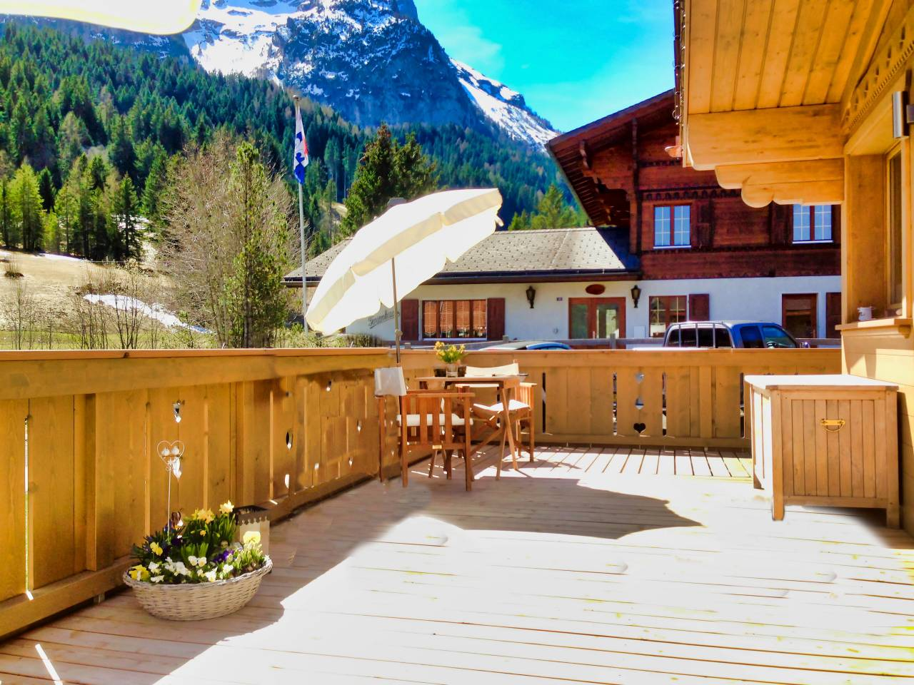 Cozy Scenic Family Chalet Gstaad & Glacier 3000 photo 25541848
