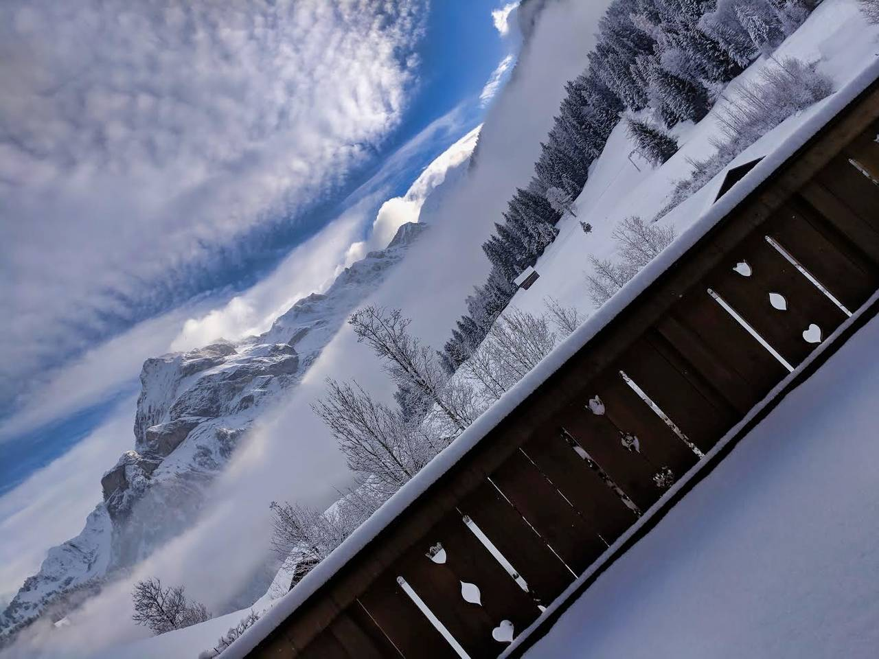 Cozy Scenic Family Chalet Gstaad & Glacier 3000 photo 25541850