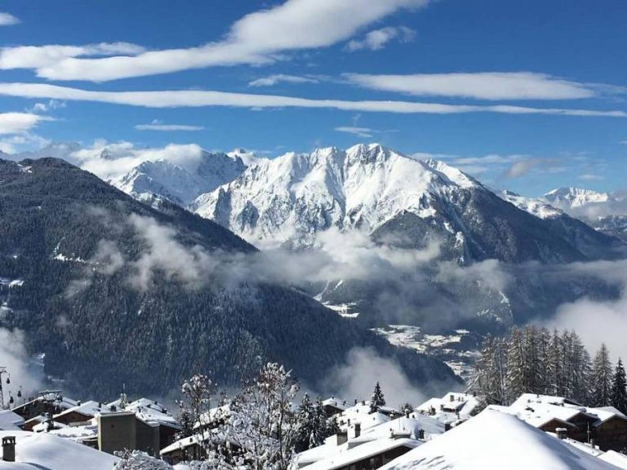 Apartment Cosy family 5 BR Chalet next to slopes photo 28512012