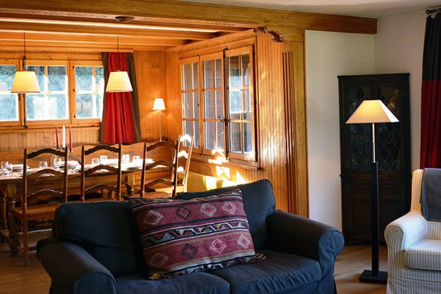 Cosy family 5 BR Chalet next to slopes photo 28512015