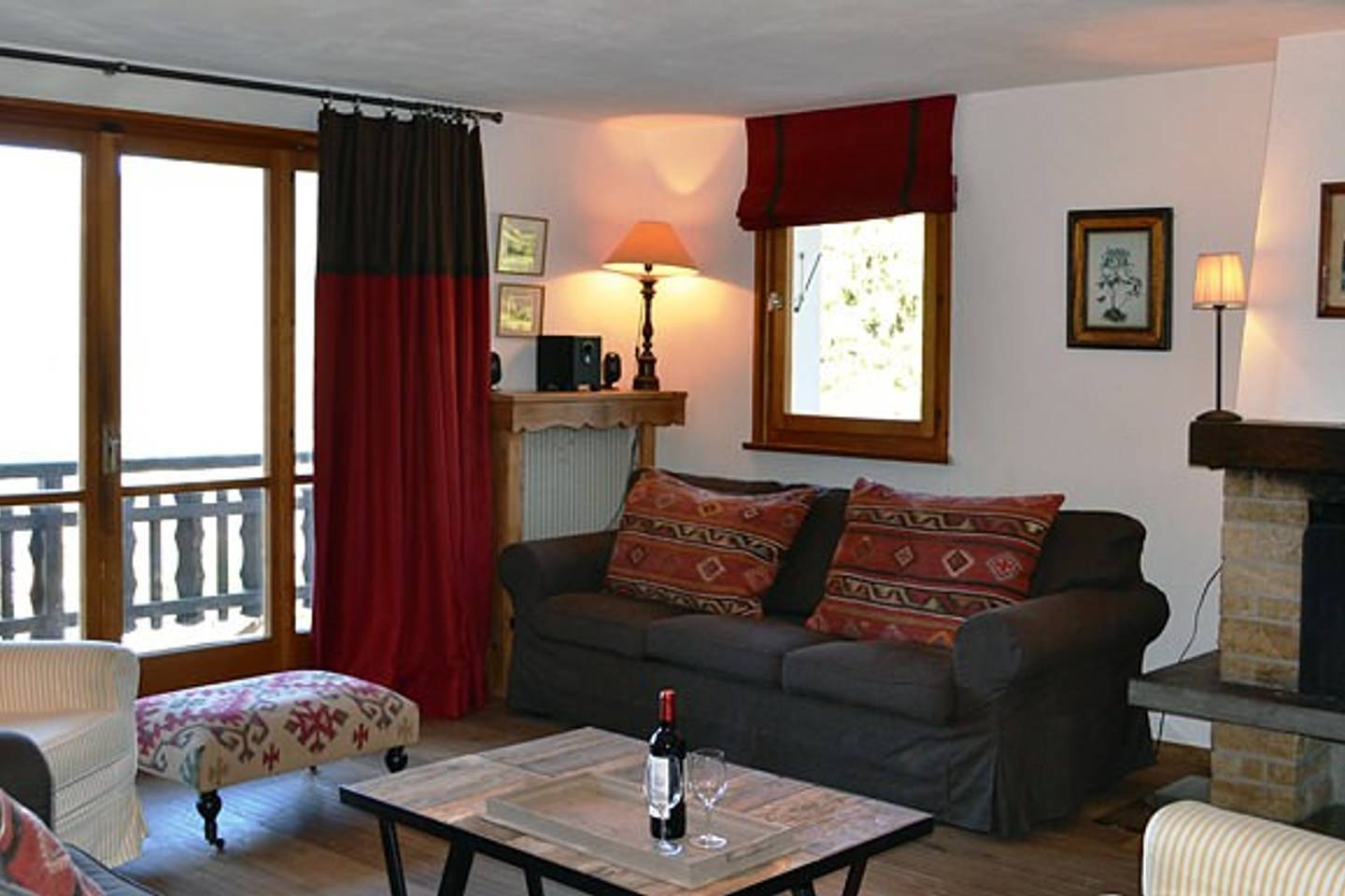 Apartment Cosy family 5 BR Chalet next to slopes photo 25602982