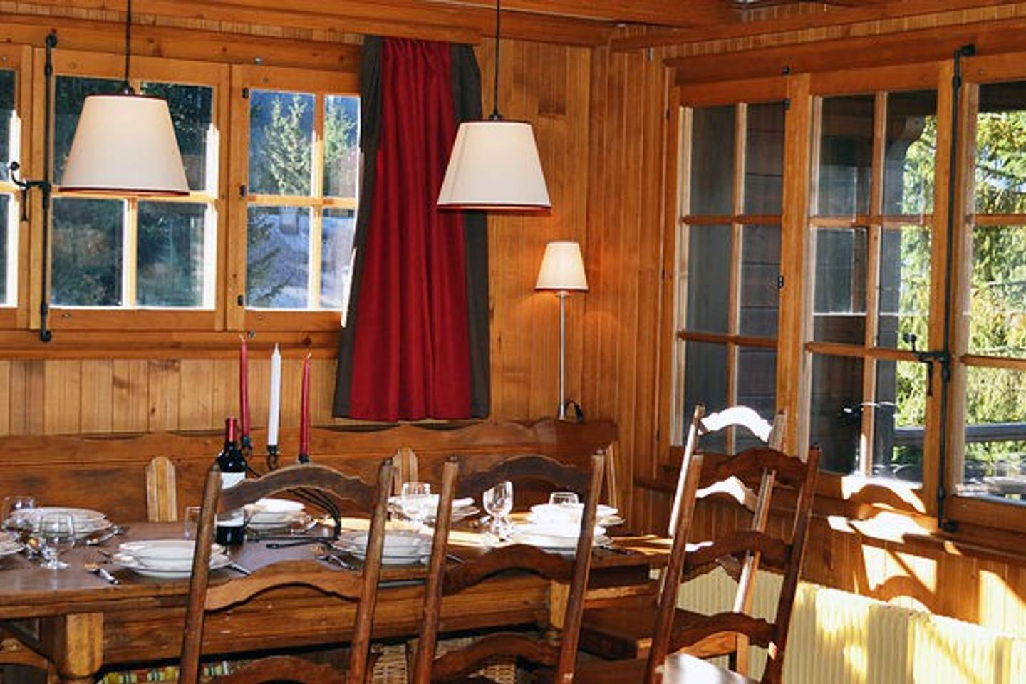 Apartment Cosy family 5 BR Chalet next to slopes photo 28512024