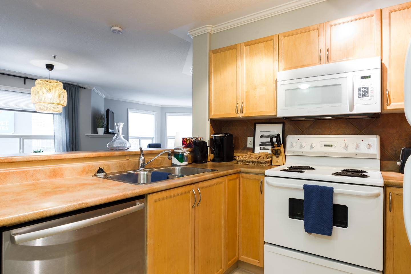 Apartment LUXURY   CONDO NEAR ROGERS PLACE   DOWNTOWN SUITE photo 25451521