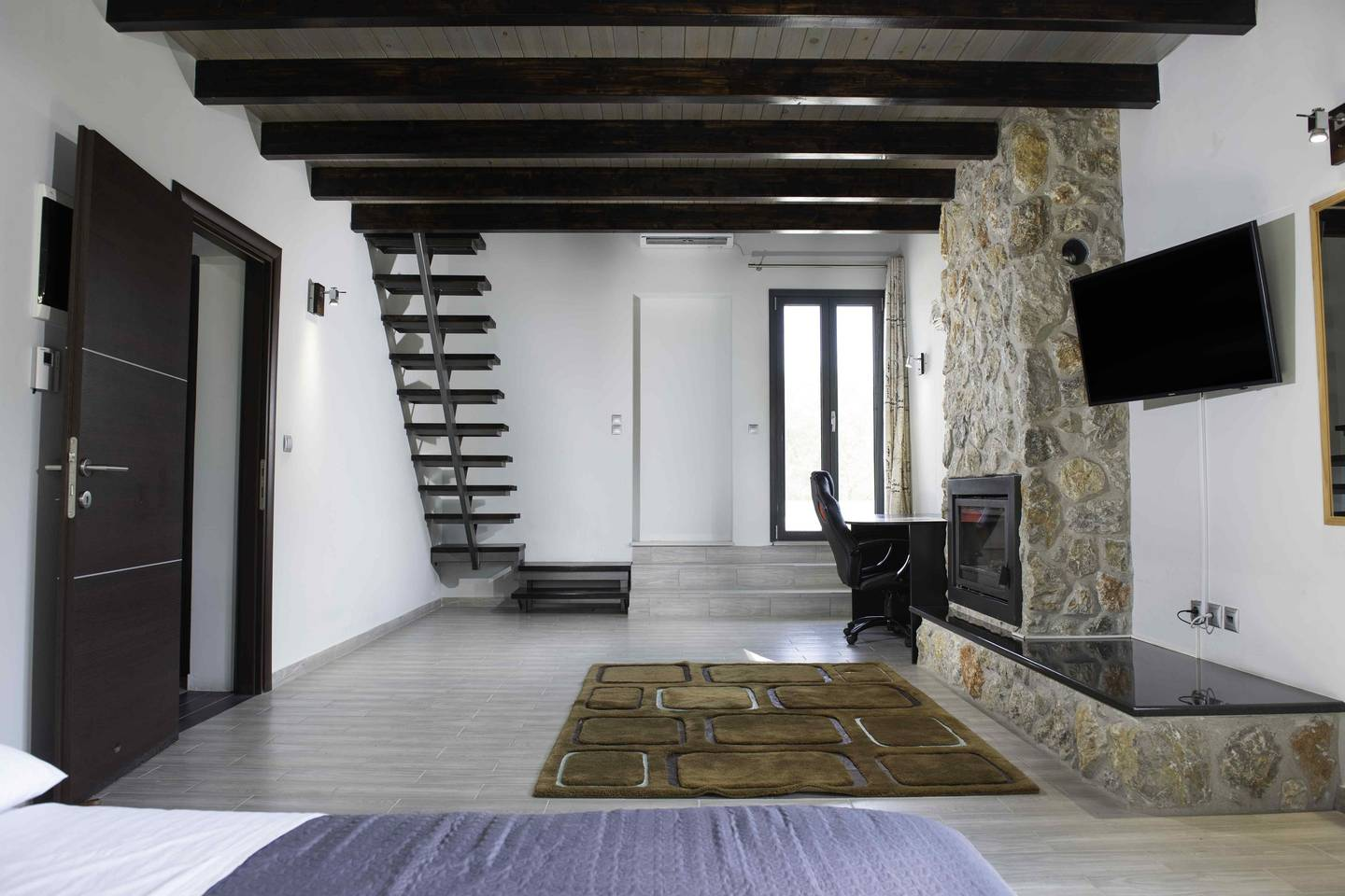 Apartment luxury  Modern villa next to Gouvia for 14 guests photo 25896619