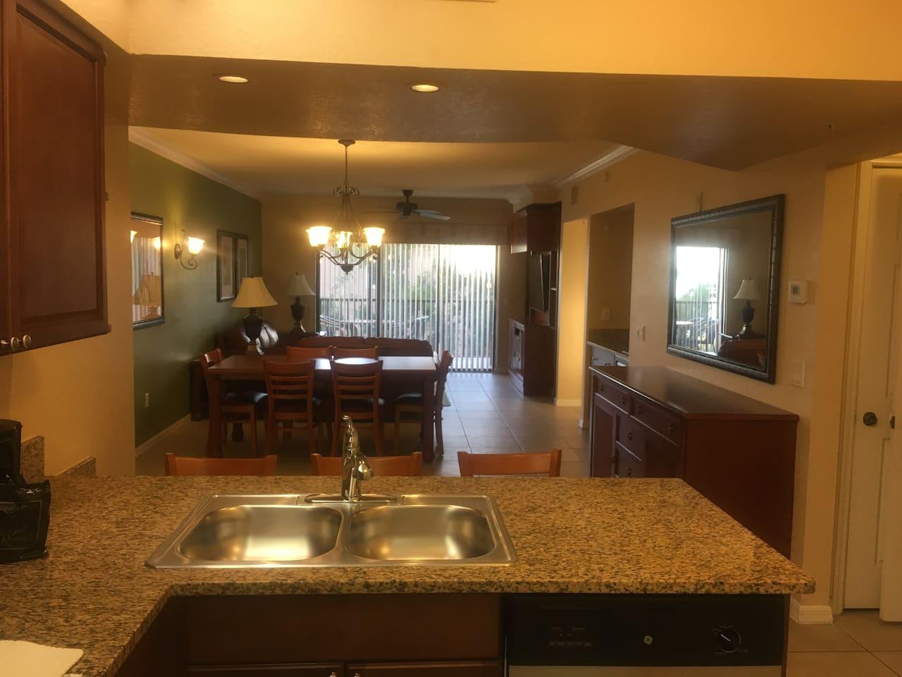 Apartment NEW - 1 Bedroom - Disney-Universal  Lakes photo 16717158