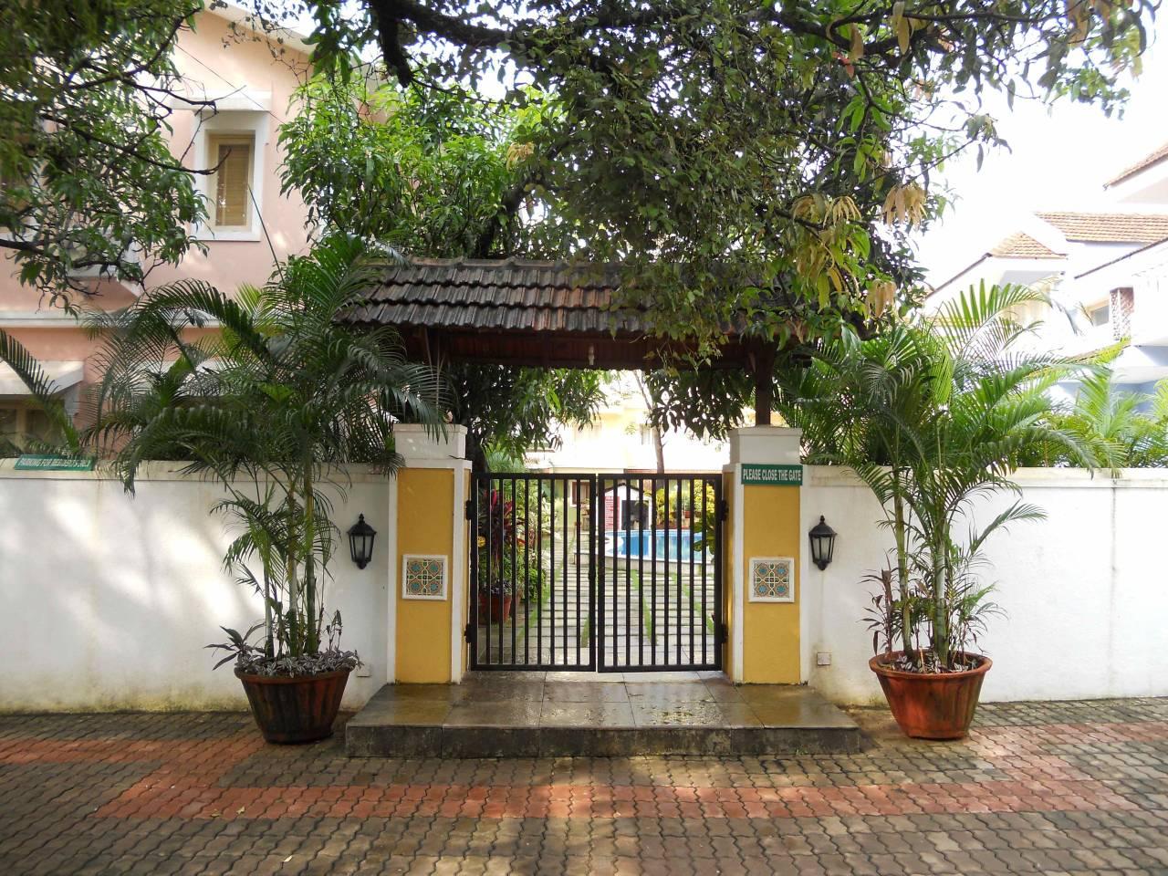 Apartment Goan Courtyard- Poolside Studio Apartment photo 18844779