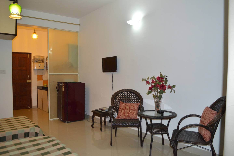 Apartment Goan Courtyard- Poolside Studio Apartment photo 18844787