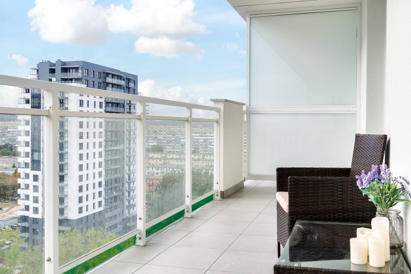 Apartment Cosy Two bedroom apartment with stunning city view photo 28173314
