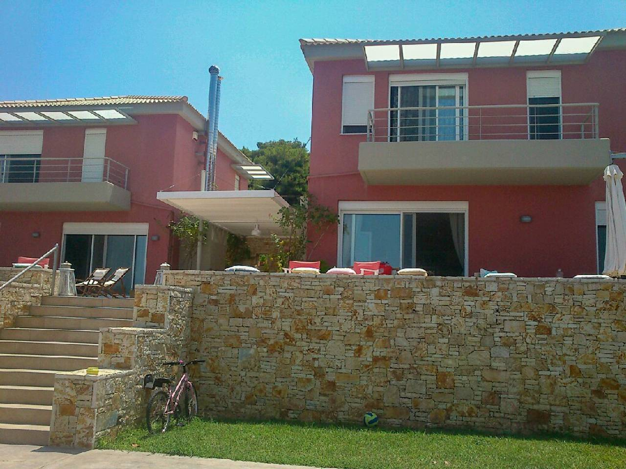 Holiday apartment Beautiful Villa for 10 with private pool on six acres! (2604594), Skala Oropou, , Attica, Greece, picture 22