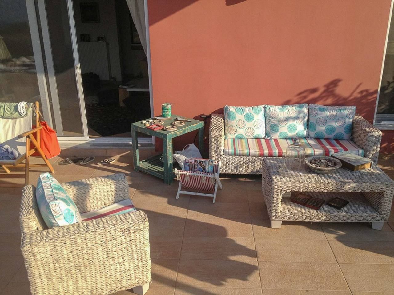 Holiday apartment Beautiful Villa for 10 with private pool on six acres! (2604594), Skala Oropou, , Attica, Greece, picture 23