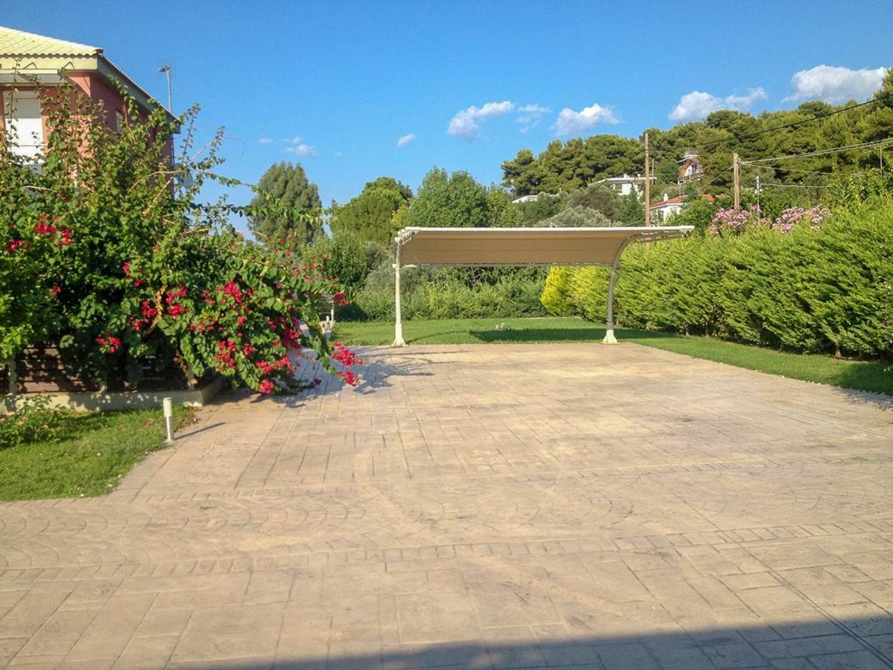 Holiday apartment Beautiful Villa for 10 with private pool on six acres! (2604594), Skala Oropou, , Attica, Greece, picture 41
