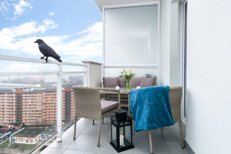 Apartment Marine apartament 18th floor  fabolous view photo 18904380