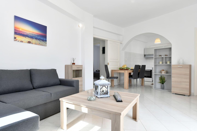 Apartment Two bedroom House - Paroikia Central photo 18715508